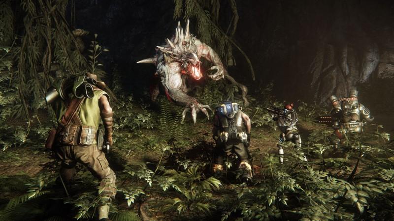 《惡靈進化》Xbox One獨佔Beta公測即日展開