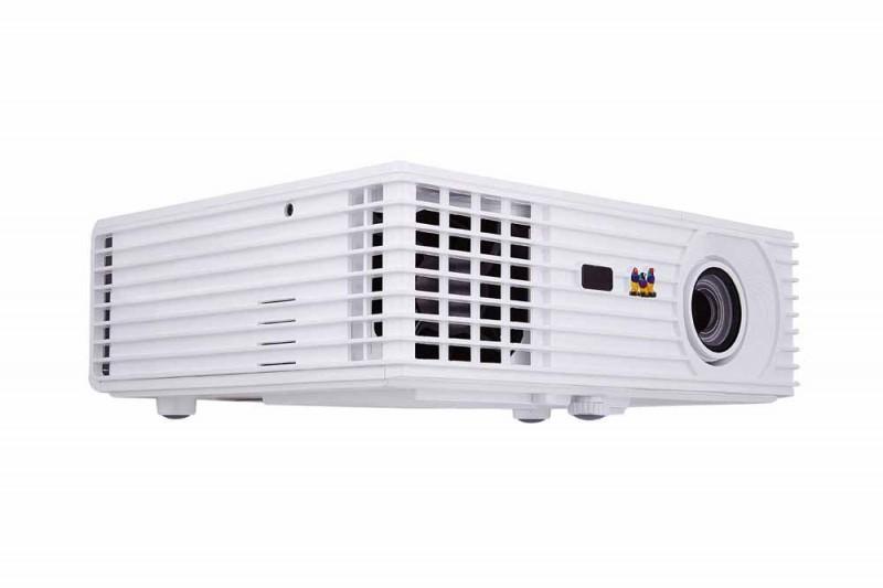ViewSonic 進階 1080p 家庭娛樂投影機 首款白色機種 PJD7822HDL 帶您進入全新 3D 大畫面歡樂生活
