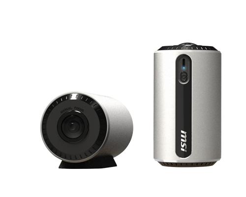 微星搶攻物聯網領域,首推家用「PANOCAM無線魚眼攝影機」 PChome線上購物搶先開賣
