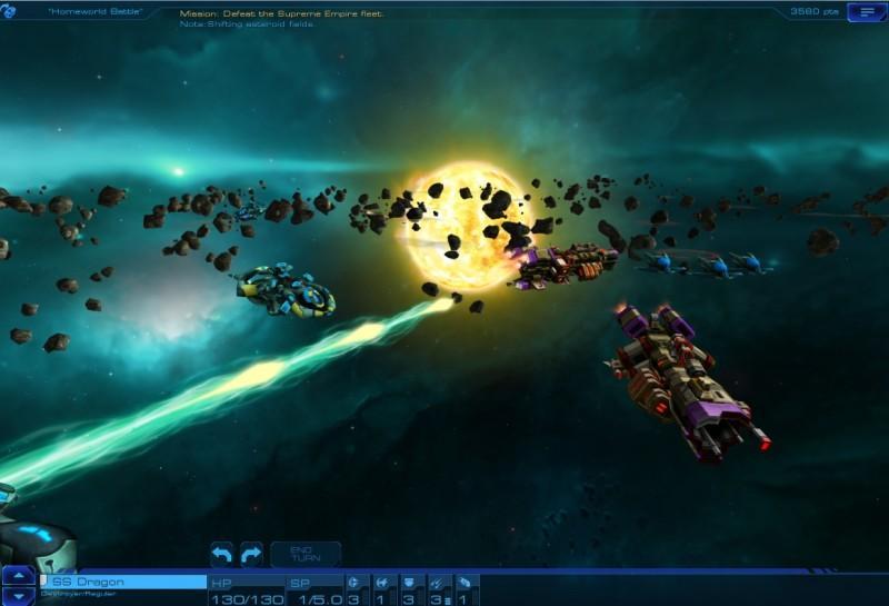 2K和Firaxis Game發表《Sid Meier's Starships》
