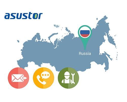華芸科技宣布加入華碩俄羅斯維修服務網