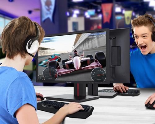 ViewSonic 電競玩樂顯示器 搶攻全球遊戲市場並精準滿足玩家期待
