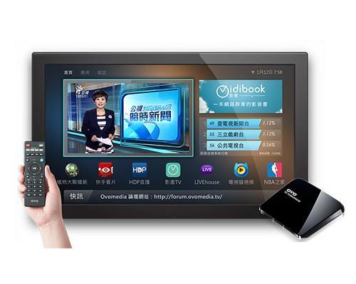 OVO電視盒首賣 於PChome創12小時銷售破千台紀錄