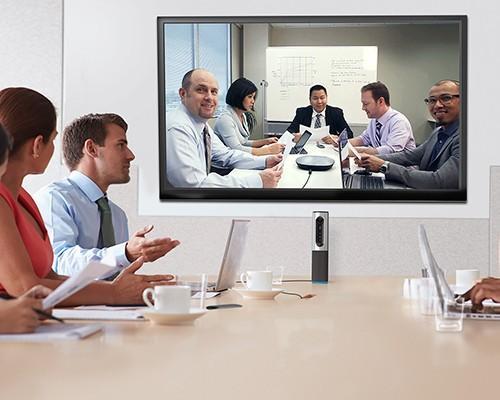 羅技推出首款可攜式視訊會議解決方案