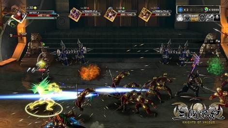 《三國戰紀PS4》1/28台北國際電玩展(TpGS)磅礡現身!
