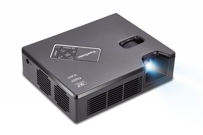 ViewSonic 超輕攜 LED 行動投影機 外出旅行娛樂必備行頭
