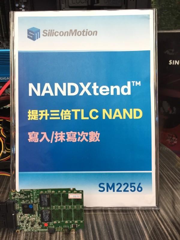 史上最威SSD控制晶片 Silicon Motion「SM2256」正式問世