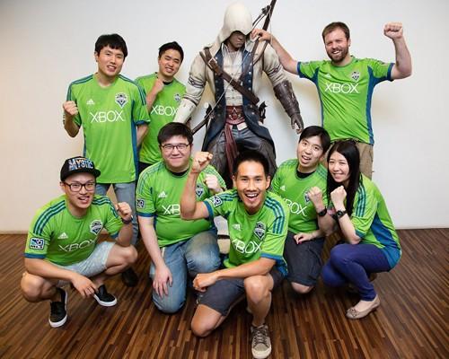 史上最夢幻玩家大獎「Xbox One High Flyers 玩遊世界」之旅自新加坡啟程 十天十種畢生難忘...