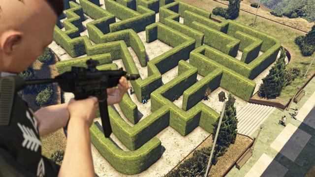 《俠盜獵車手Online》遊戲小秘訣:增加玩家人數最多至 30 人並在製作器中創造刺激的團...