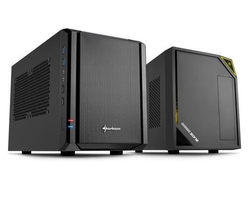 旋剛Sharkoon發佈最新Mini ITX機殼小霸王QB ONE及小悍將C10