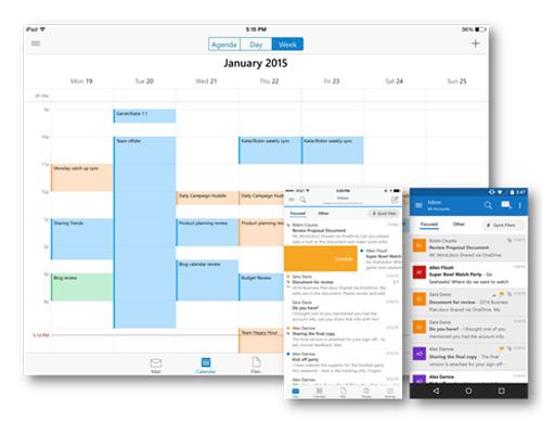 無所不在的Office! 極大化跨平台使用者的生產力