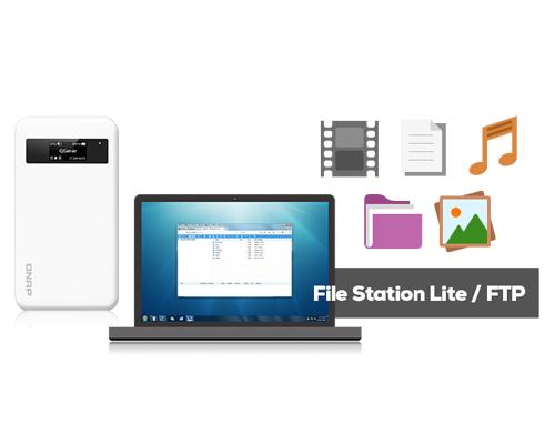 威聯通科技釋出行動NAS QGenie新韌體, 新增支援File Station Lite以及FTP伺服器功能