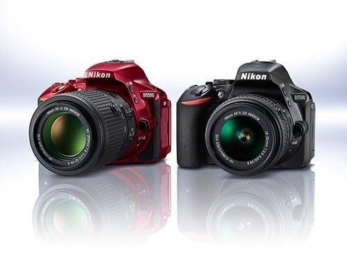 單眼用「滑」的-觸控功能再進化 -Nikon 與PChome 聯手推出D5500獨賣旅人限定版