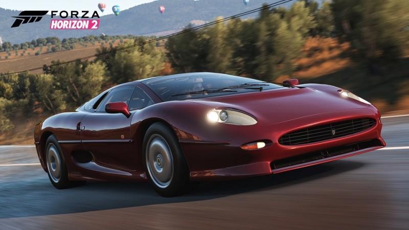 Forza Horizon 2《極限競速:地平線2》Top Gear Car Pack車輛套件上市