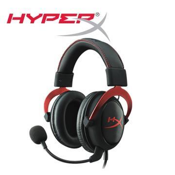 Kingston HyperX Cloud II 電競耳麥將於2/10開賣!!