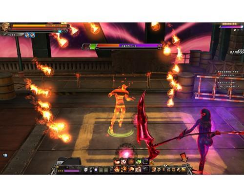 《格鬥聯盟》「火焰風暴」全新改版 強勢來襲