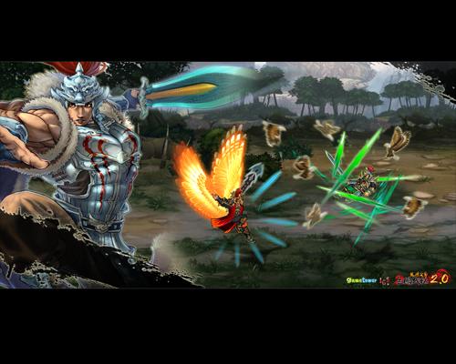 《三國戰紀2.0 龍脈之爭》猛將馬超新登場 新春活動送不停!
