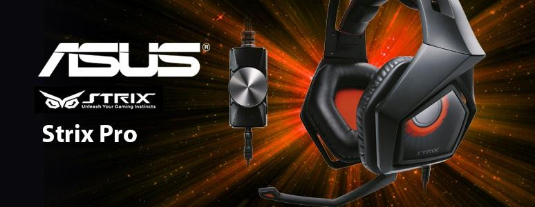[XF] 敏銳聽覺 手機、電腦跨平台應用,ASUS Strix Pro電競耳麥