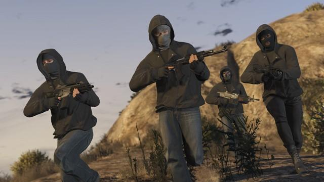《俠盜獵車手5》最新消息:線上模式搶劫任務將於 3 月 10 日推出 PC 版 將於 4 月 14 日上市