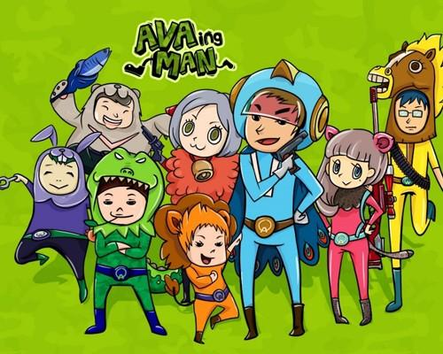 《A.V.A戰地之王》特別企劃「AVAing MAN」巡迴活動啟動