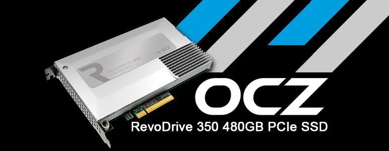 [XF] 突破極限!效能就是飆快~OCZ RevoDrive 350 480GB PCIe SSD開箱測試