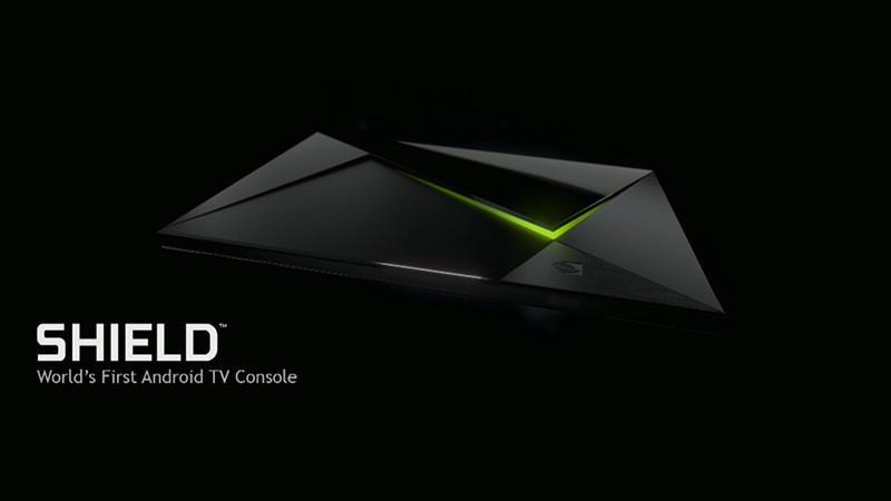 NVIDIA 發表世界首款對應4K解析度的 Android TV 機上盒【SHIELD】
