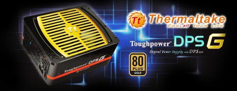 數位電源設計,搭配DPS G App 2.0監控你的電源,Thermaltake Toughpower DPS G 1050W開箱