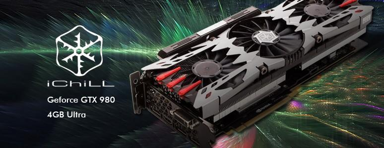 [XF] 靜顯風範 威嚇全場 Inno3D iChill Geforce GTX 980 4GB Ultra 評測