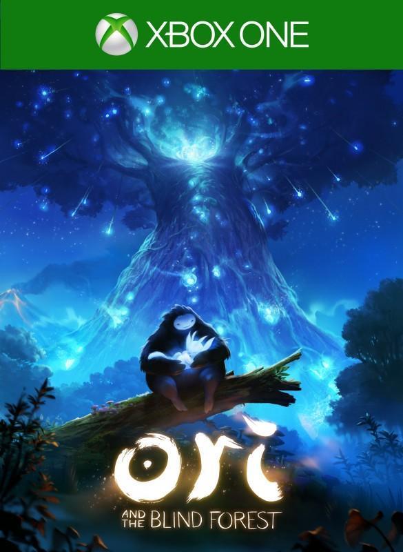 最美Xbox One遊戲Ori and the Blind Forest《聖靈之光》 3月11日奇幻上市