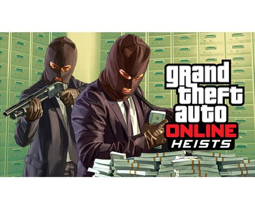 《俠盜獵車手Online》搶劫任務現已推出