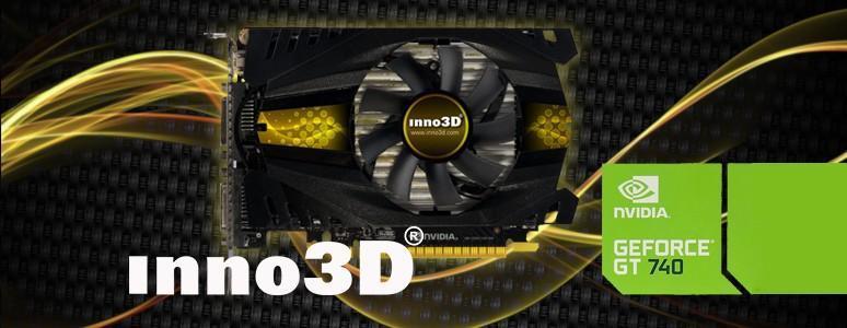 採用GDDR5記憶體顆粒,Inno3D GT740 2GB顯示卡測試