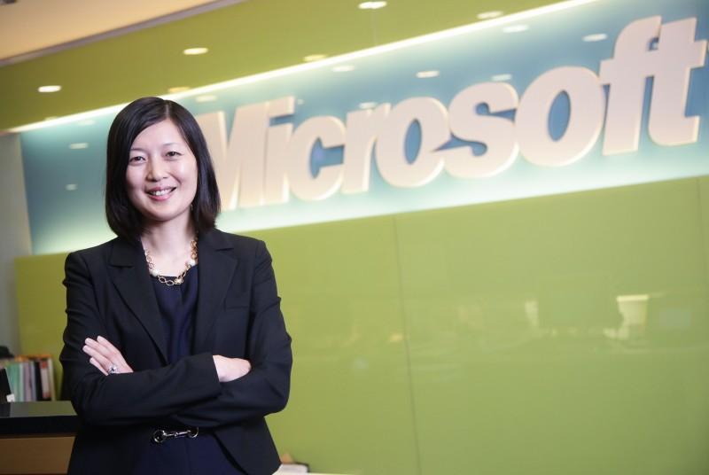 微軟全球資深副總裁潘正磊訪台 開放與敏捷思維邁向創新變革