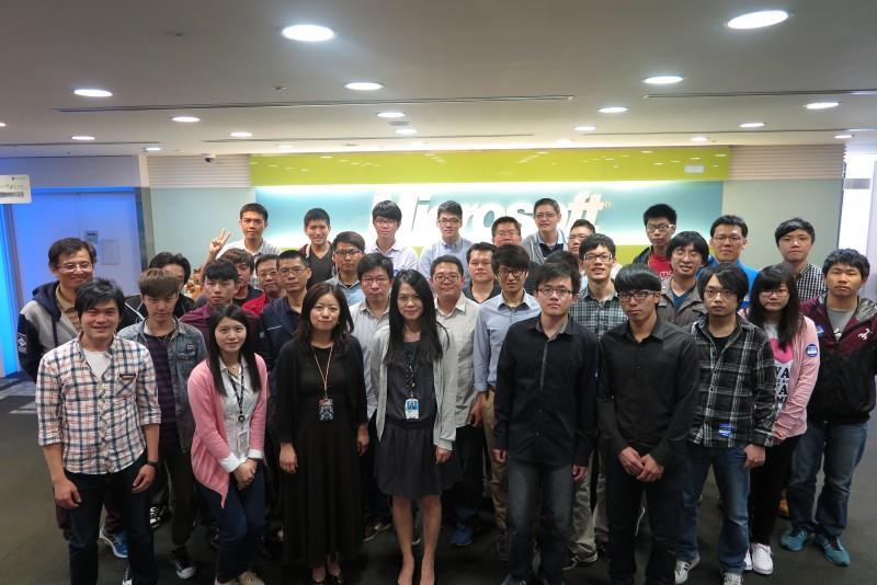 微軟社群之星爭霸戰首度跨國聯合舉辦  台灣團隊榮摘雙冠