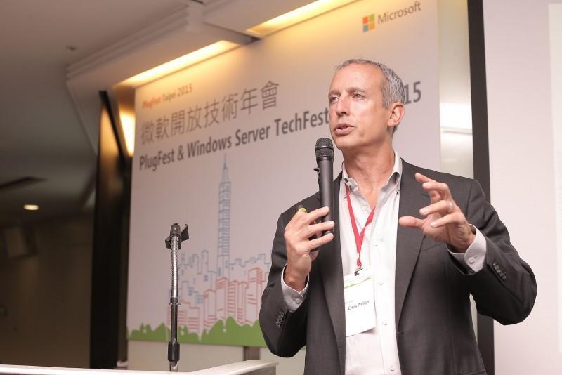微軟2015 PlugFest開放技術年會盛大揭幕