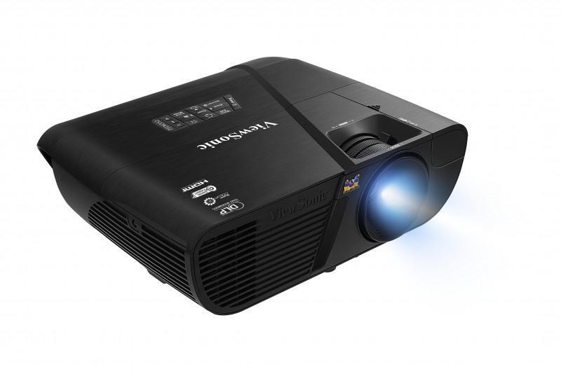 ViewSonic 全新光艦投影機旗艦全新上市 聲色美潮流再度創造極致價值