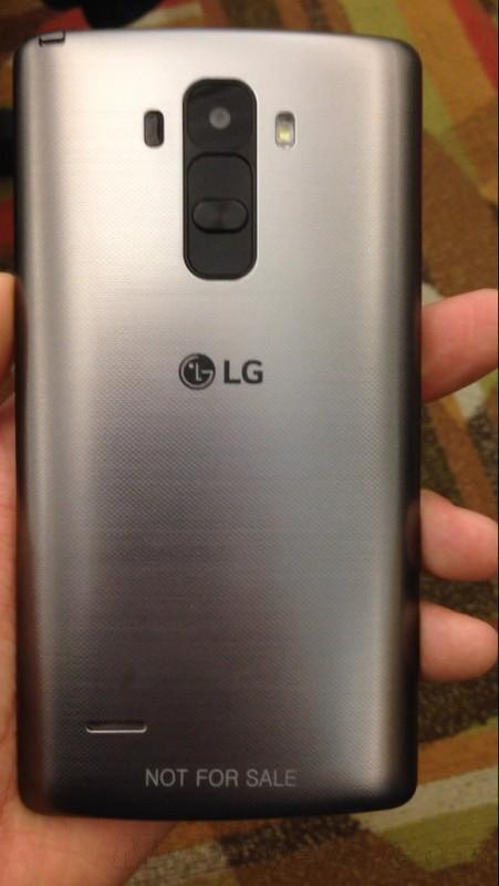 大螢幕、有觸控筆的 LG G4 Note 諜照流出