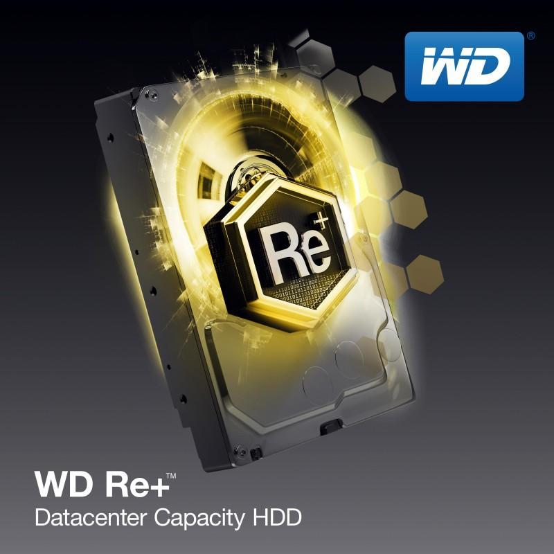 WD推出全球最節能高容量3.5吋現代資料中心專用硬碟