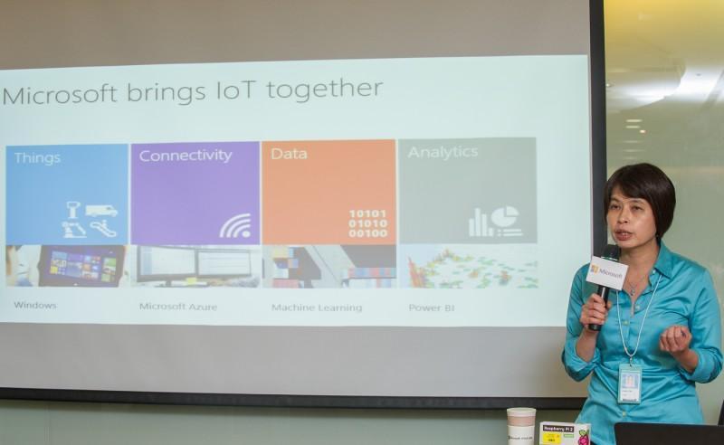 微軟推出Azure IoT Suite預覽版 成立物聯網體驗及設計中心 協助企業快速佈建物聯網