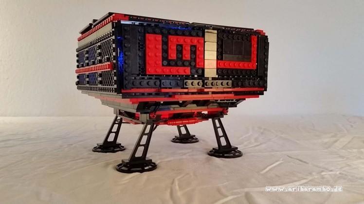 【Case Mod】你不曾看過的機殼 - 樂高LEGO世界