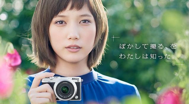 超精巧 Nikon 1 J5 發表:4K 錄影 + 翻轉自拍