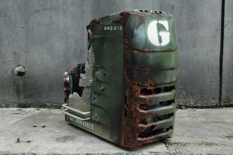 【Case Mod】第一人稱現代戰爭 - 決戰時刻