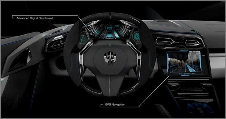 唐老大的第一次,Lykan Hypersport超級跑車