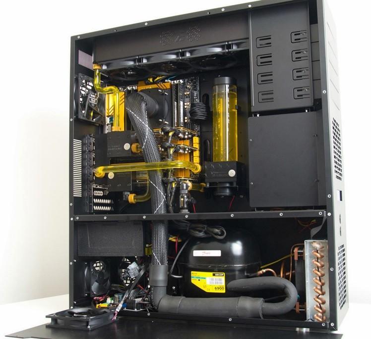 【資訊情報】壓縮機冷卻重回PC市場? 內附影片