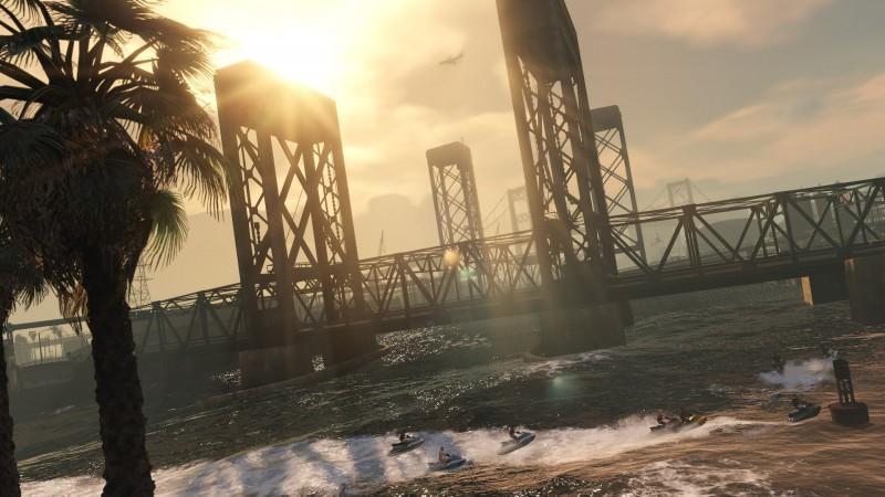 《俠盜獵車手5》PC版現已在各大零售店上架且可透過數位下載方式購買