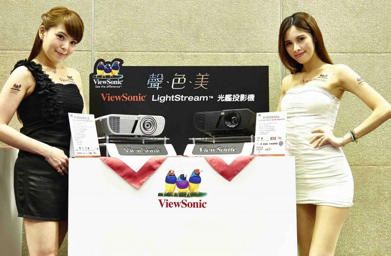 ViewSonic 看準中小企業需求 光艦投影機旗艦系列全新上市