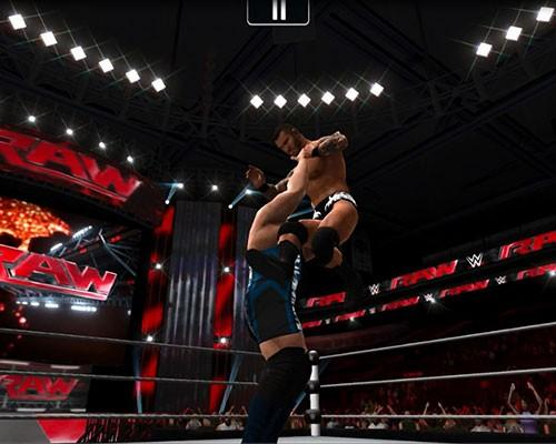 2K宣布行動裝置上的第一款WWE模擬電玩遊戲《WWE 2K》現已上市