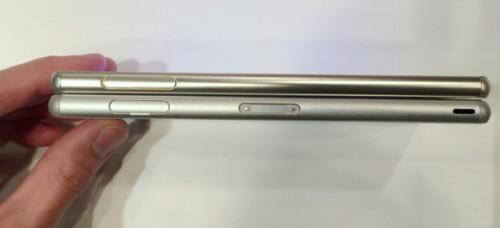 真機對比:索尼Xperia Z4與Z3有何不同?