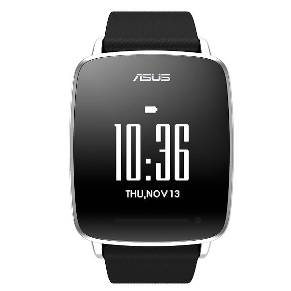 華碩發佈採用定制系統的VivoWatch智慧手錶:續航可達10天