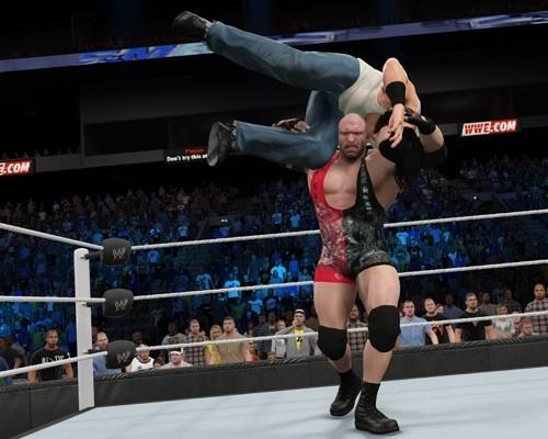 《WWE 2K15》Windows PC版讓《WWE 2K》系列首次在PC上登場