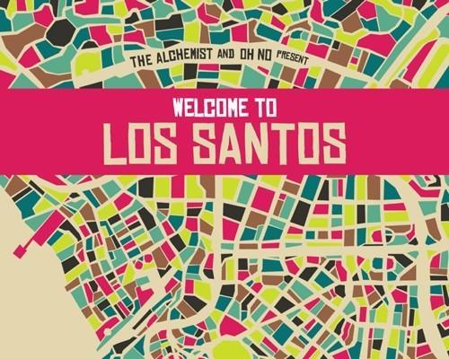 《歡迎來到洛聖都》(Welcome to Los Santos) 專輯現已上市